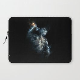 Fire on the Mound - In Broken Tongue Laptop Sleeve