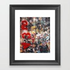 234 Framed Art Print