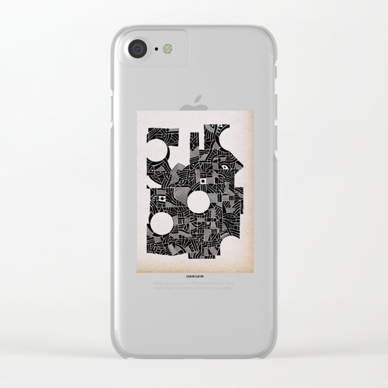 - abstinence - Clear iPhone Case