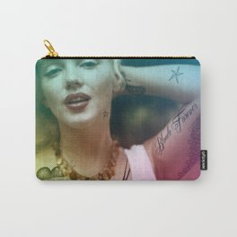 Marylin tattoo Carry-All Pouch