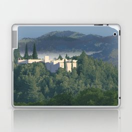 Napa Valley - Sterling Vineyards, Calistoga District Laptop & iPad Skin