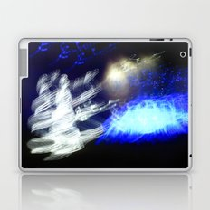 Snow Queen Disco Laptop & iPad Skin