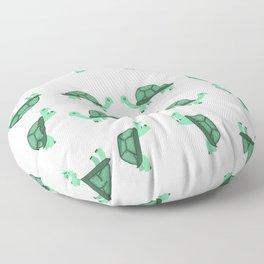 Turtles Pattern Floor Pillow