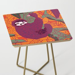 Sloth Mosaic Side Table