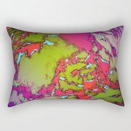 Evning gardens Rectangular Pillow