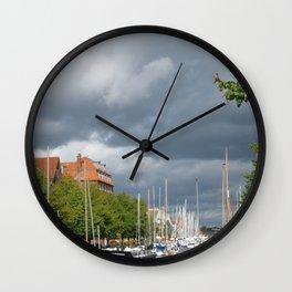 Kobenhavn Wall Clock