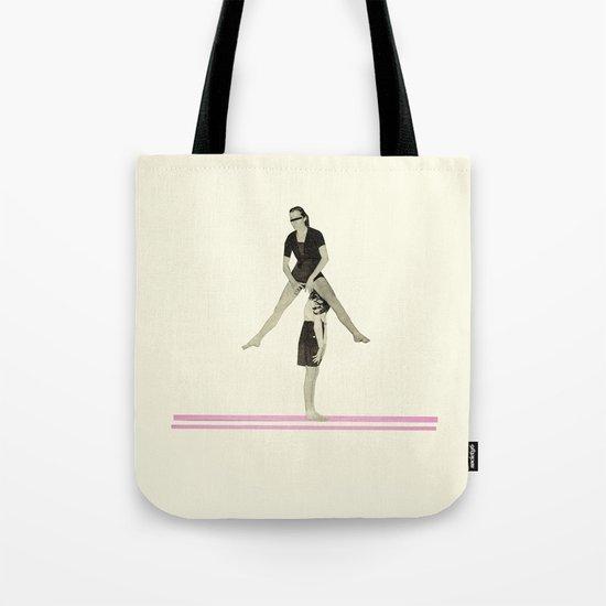 Leapfrog Tote Bag