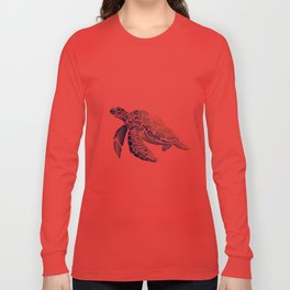 Turtle - Rising Long Sleeve T-shirt