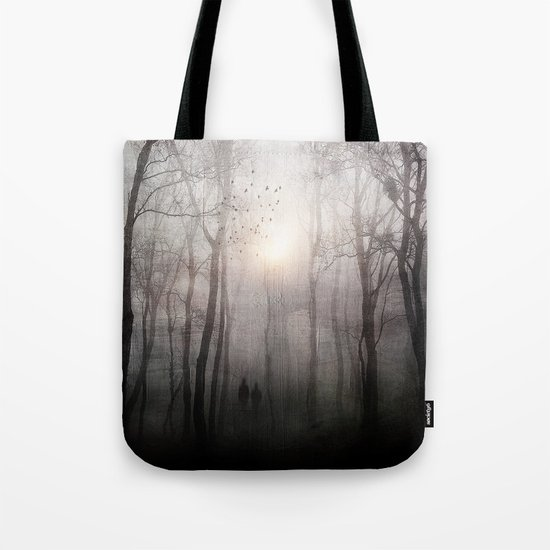 Eternal walk Tote Bag