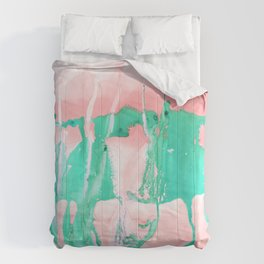 Colossal Coral Comforters