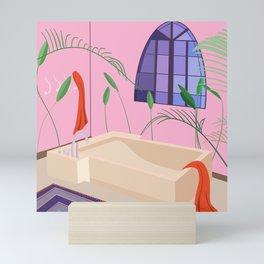 Bathed Mini Art Print