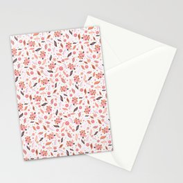 Ditsy Daisies Bouquet Stationery Cards