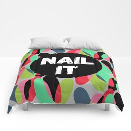 Nail It Comforters