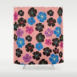 Flower meadow (n.3) Shower Curtain
