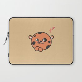 Leopard Paw Bao - Yum Yum Laptop Sleeve