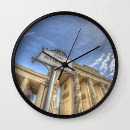 Platz des 18 März Wall Clock