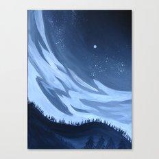 Distance binds us Canvas Print