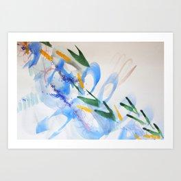 Seakhelp Art Print