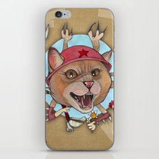 Kitty Kitty iPhone & iPod Skin