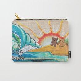 Sea, Sun and Gummibears Carry-All Pouch