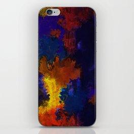 Weeping Secret iPhone Skin