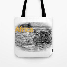 Africa IV Tote Bag