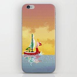 Pixelized : Wind Waker  iPhone Skin