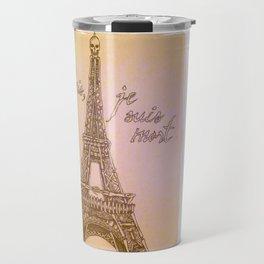 Mort Vintage Travel Mug