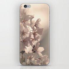 WONDERFUL SPRING iPhone & iPod Skin