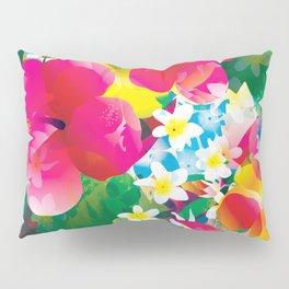 Hawaiian jungle Pillow Sham