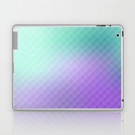 Violet blur Laptop & iPad Skin