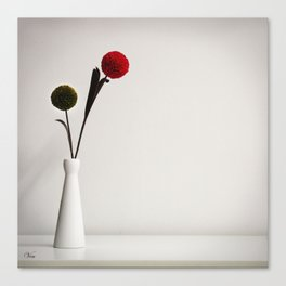 Simply You and I Canvas Print