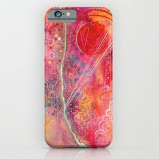 till your love is red iPhone 6s Slim Case