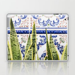 Moroccan Botany #society6 #decor #buyart Laptop & iPad Skin