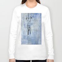 rat Long Sleeve T-shirts featuring Rat by Michael Shepherd