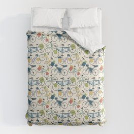 Touring Bicycles Comforters