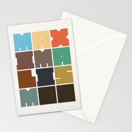 MAXIMALISM.. (Colors) Stationery Cards