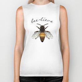 Bee-lieve Biker Tank