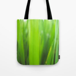 Summer is green Tote Bag