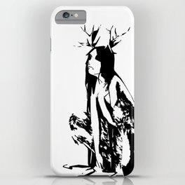 satyr iPhone Case