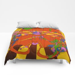 T-Psychedelic Comforters