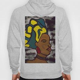Bajan Woman Hoody