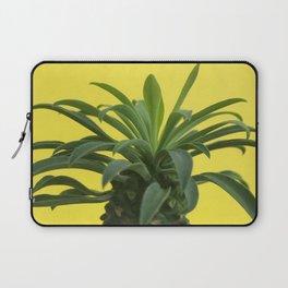 Euphorbia hypogaea(yellow) Laptop Sleeve