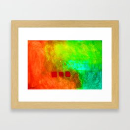 ab 145 Framed Art Print