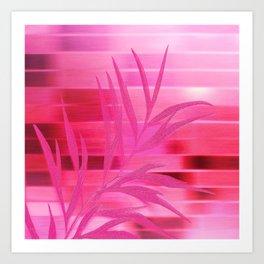 Silky Dawn Art Print
