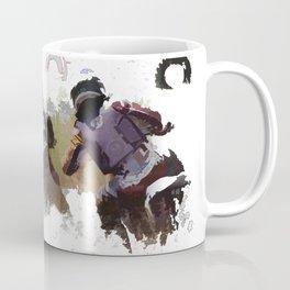 Dirt-bike Racers Coffee Mug