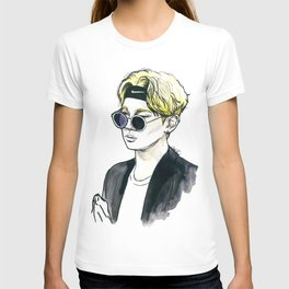 Fashionista Key. T-shirt