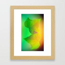 Ivy Inspiration Framed Art Print