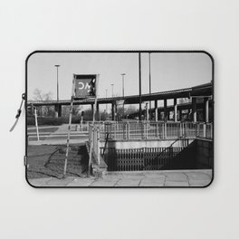 deep down the soul of the city of warsaw, poland Laptop Sleeve
