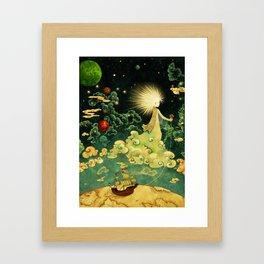 Polaris Framed Art Print